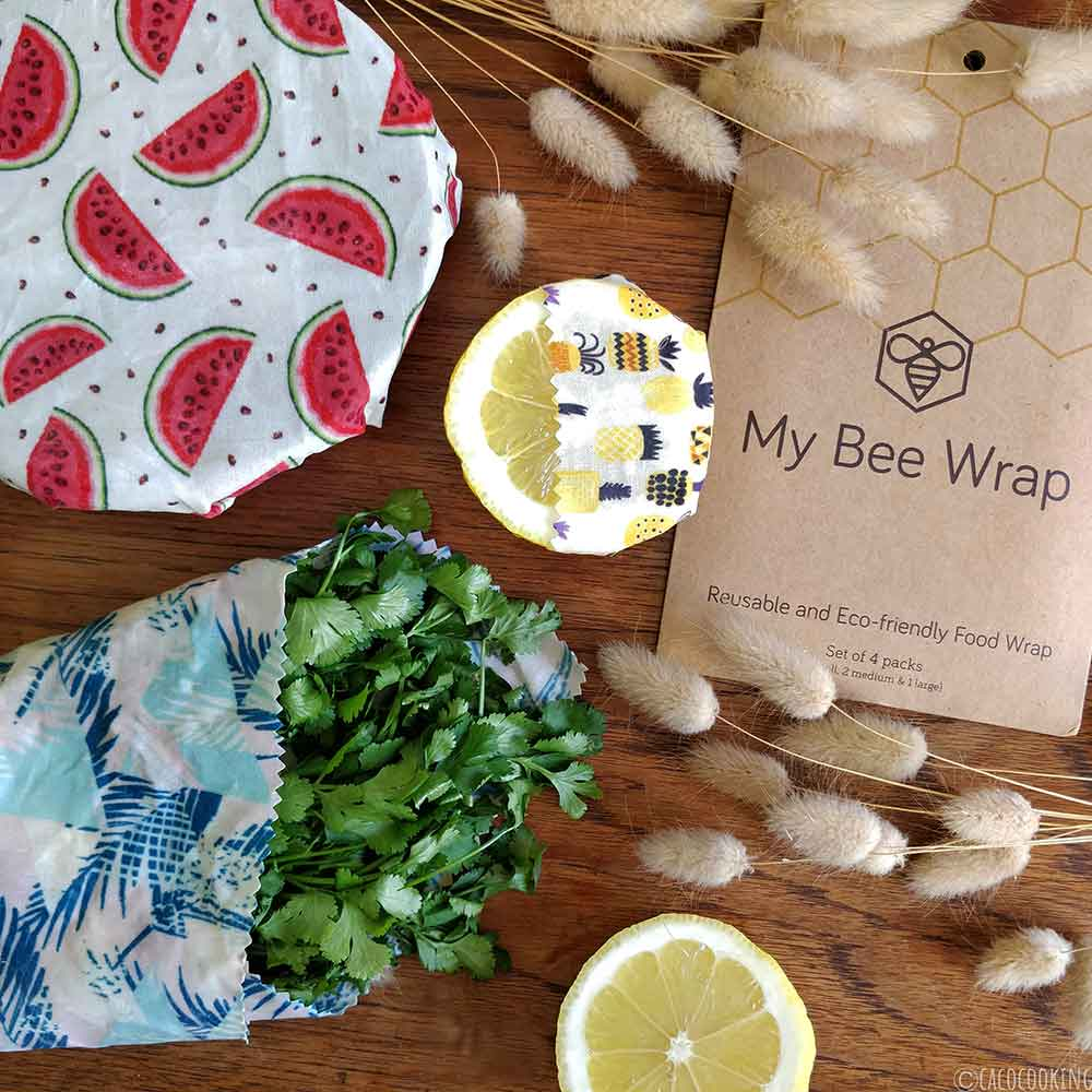 Bee wrap par Anotherway, l'emballage réutilisable !
